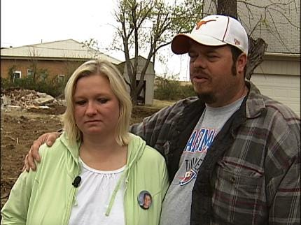 Sperry Fire Victims Get New Home