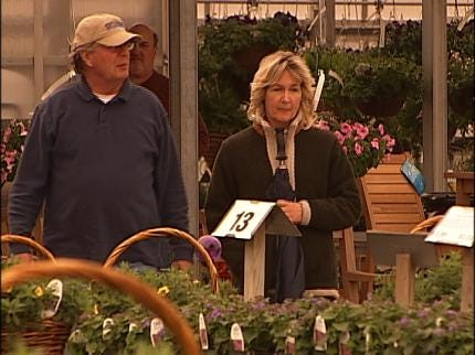 Business Blooming For Tulsa Nursery