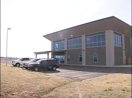 Business Opens At Sand Springs Airport