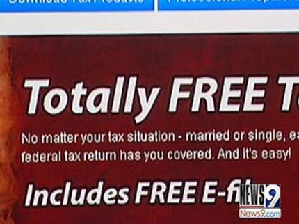 Tax Preparers Warn About Filing Online