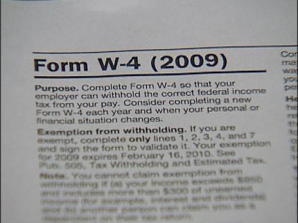 Stimulus Tax Credit Put To Reality Check