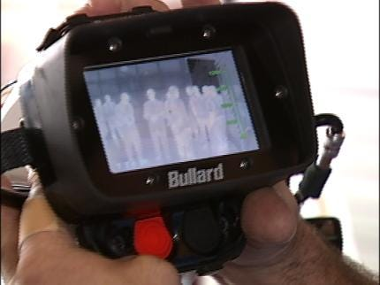 TFD Adds New Thermal Imaging Camera