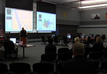 Tulsa Police Begin Compstat