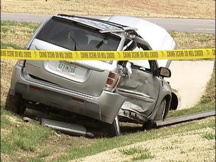 Elderly Couple Dies In Catoosa Crash