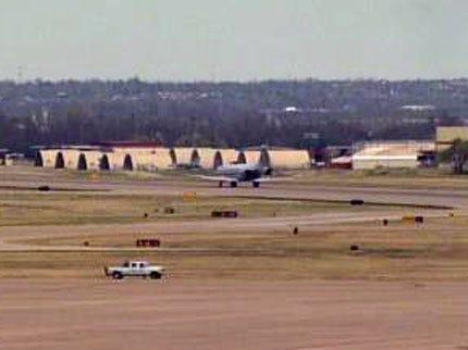 Emergency Landing At Tulsa Int'l Airport