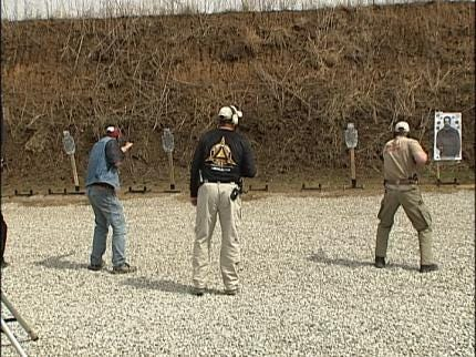 Tulsa Firm To Specialize In Hired Guns