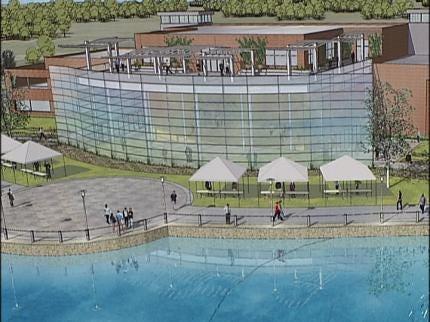 Glenpool Breaks Ground On Conference Center