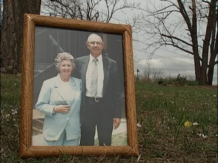 Neighbors Mourn Loss Of Catoosa Couple