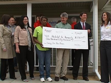 PSO Teams Up With Habitat For Humanity