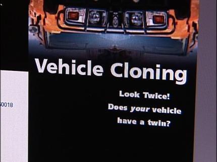 Tulsa Police Warn Of Car Cloning