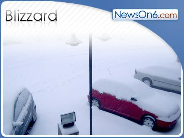 Blizzard Conditions Close Texas Panhandle Highways