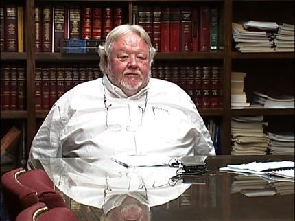 Sand Springs Man Sues Ethics Commission, Lawmaker