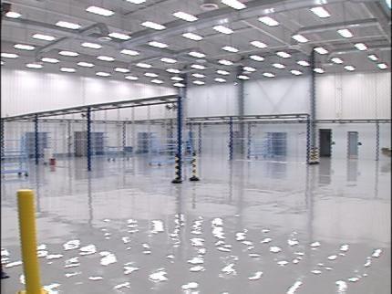 Spirit Aerosystems Dedicates New Tulsa Building