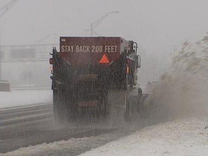 Crews Work To Improve Tulsa Road Conditions