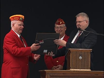 Oklahoma Medal Of Honor Recipients Recognized