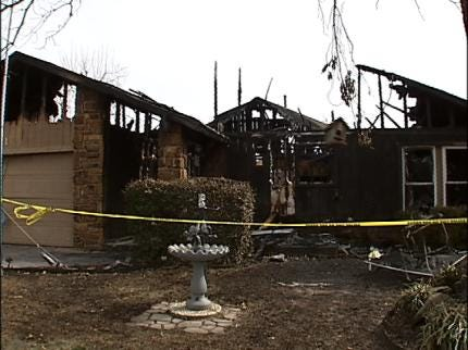 Everything Lost For Broken Arrow Fire Victim