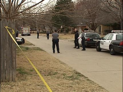 Man Shot By Oklahoma City Police