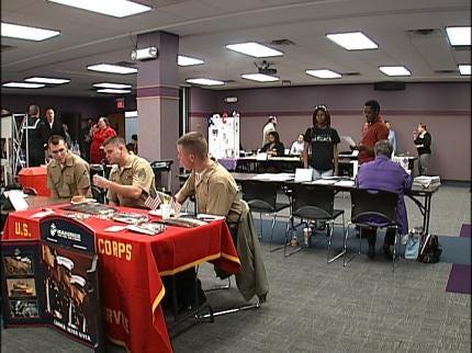 TCC Seminar Helps Job Hunters