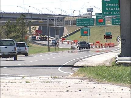 Drivers Required To Merge Before Work Zones