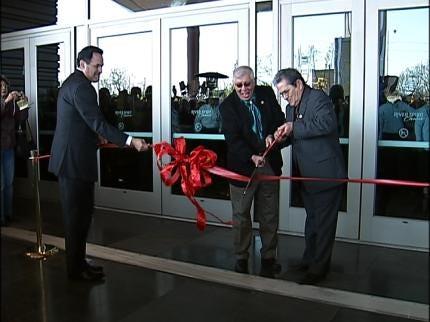River Spirit Casino Opens In Tulsa