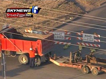 Bridge Repair Work Begins On Tulsa's I-244