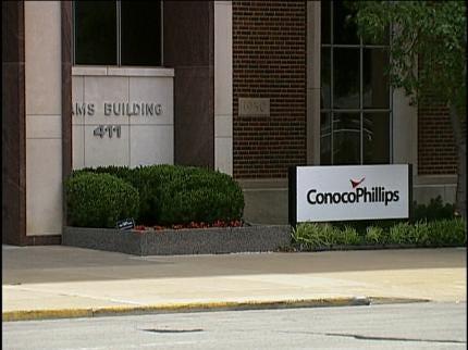 ConocoPhillips Begins Layoffs