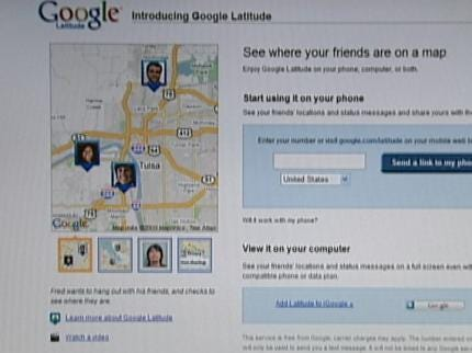 Google Latitude Could Save A Life