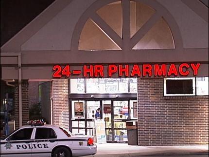 Woman Robs Tulsa Walgreens Of Prescription Drugs