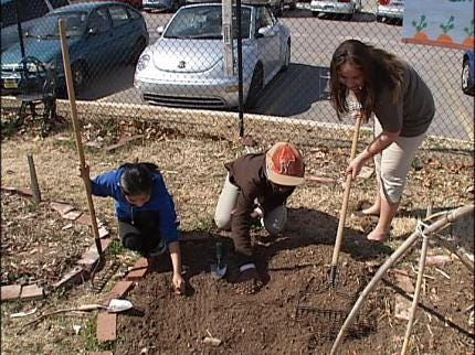 Community Gardens Gain Popularity In Tulsa