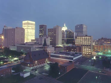 Oklahoma City Voted 3rd Manliest City