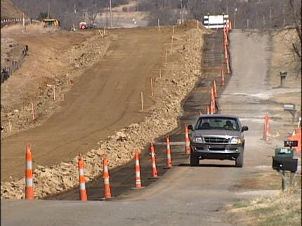 Detour Angers Osage County Residents