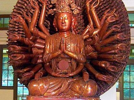 Buddhist Statue Planned In Tulsa