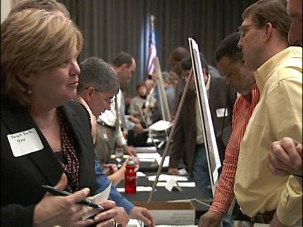 Forum Held On Stimulus Money For Tulsa