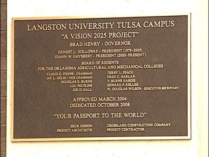 New Langston University-Tulsa Campus Officially Opens