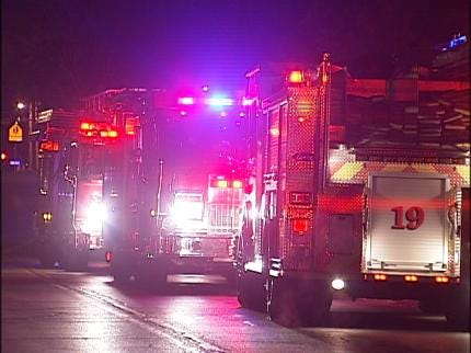 Tulsa Firefighters Assaulted On Medical Call
