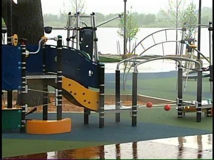 QT's Plaza Opens At Tulsa's RiverParks