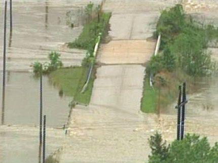 Road Closings Across NE Oklahoma