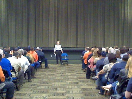 Tulsa Mayor Talks Furlough With City Employees