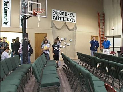 Students Back In Class After Chouteau Flooding