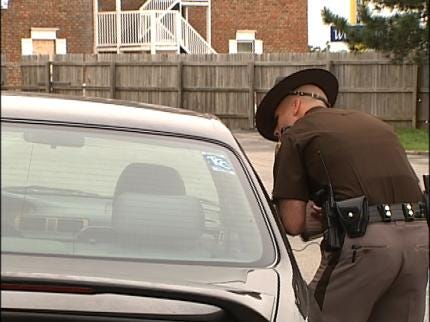 Trooper Crackdown Results In Dozens Of Tickets