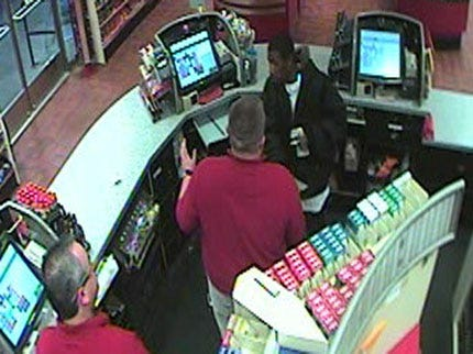 Surveillance Photos Released From Tulsa Robberies