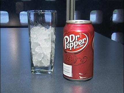 Dr Pepper Recipe Goes Unsold