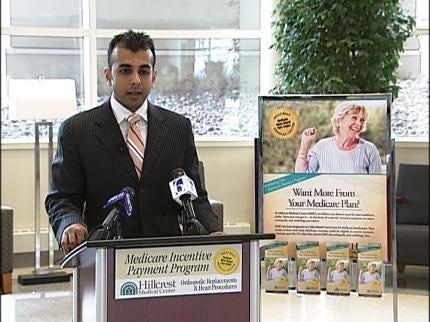 Hillcrest To Start Incentive Program With Medicare