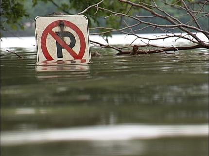 Rain Fills Up Oklahoma Lakes