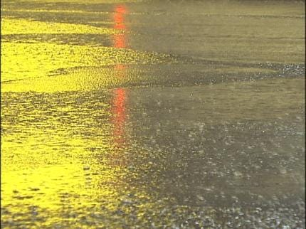 Tulsa Sees Record Number Of Rainy Days