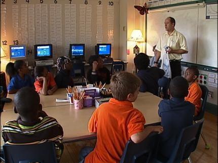 Program Helps Roosevelt Students Learn Math