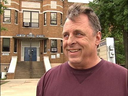 Former Students Say Goodbye To Tulsa School