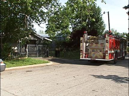 Meth Lab Fire Damages Tulsa Home