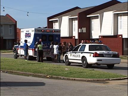 Tulsa Child Hurt When Hit By Car