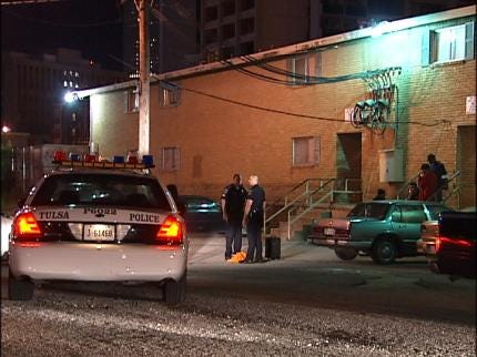 Tulsa Man Arrested After Domestic Dispute